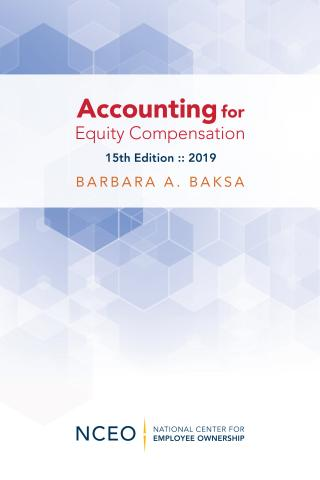 Product image for: Accounting for Equity Compensation