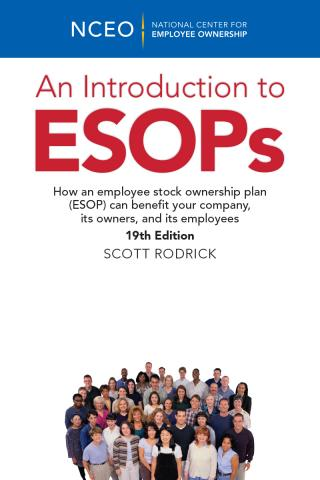 Product image for: An Introduction to ESOPs
