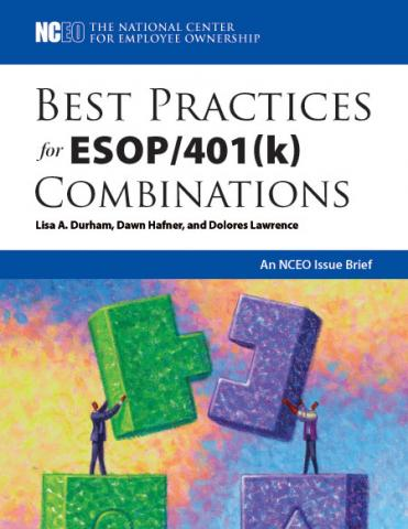 Product image for: Best Practices for ESOP/401(k) Combinations