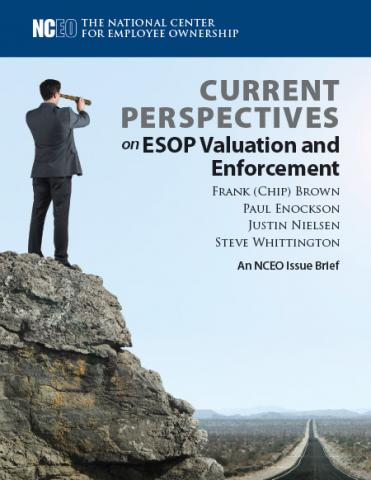 Product image for: Current Perspectives on ESOP Valuation and Enforcement