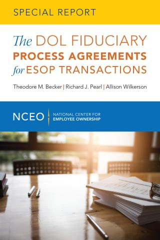 Product image for: The DOL Fiduciary Process Agreements for ESOP Transactions