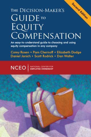 Product image for: The Decision-Maker's Guide to Equity Compensation