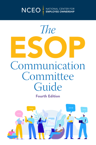 Product image for: The ESOP Communication Committee Guide