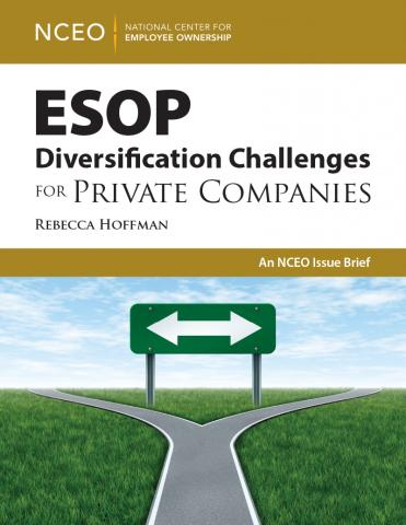 Product image for: ESOP Diversification Challenges for Private Companies