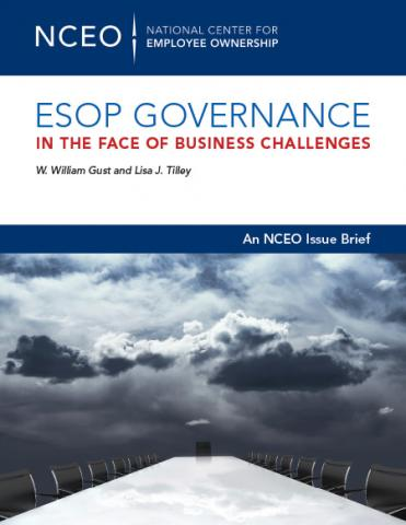 Product image for: ESOP Governance in the Face of Business Challenges