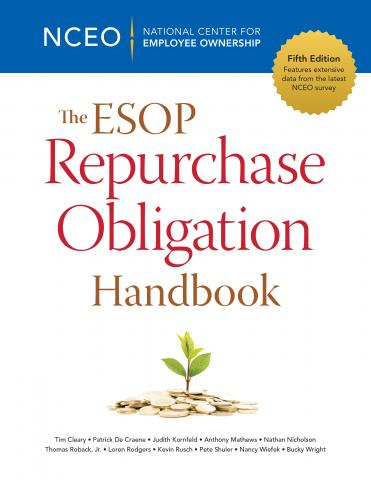 Product image for: The ESOP Repurchase Obligation Handbook