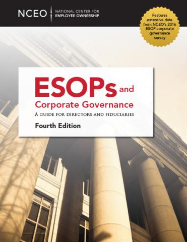 Product image for: ESOPs and Corporate Governance
