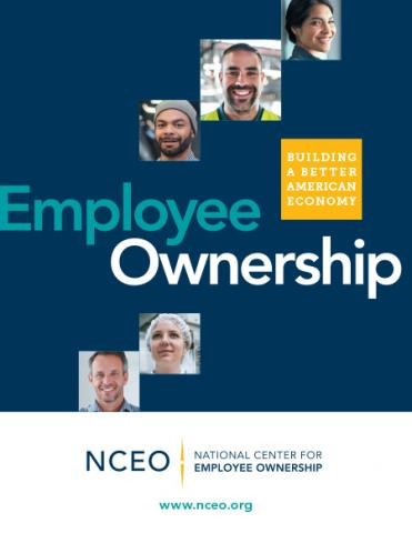 Product image for: Employee Ownership: Building a Better American Economy