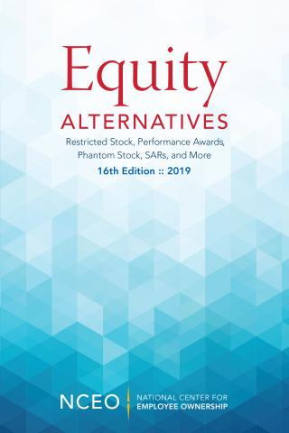 Product image for: Equity Alternatives: Restricted Stock, Performance Awards, Phantom Stock, SARs, and More