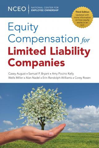 Product image for: Equity Compensation for Limited Liability Companies (LLCs)