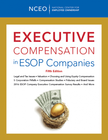 Product image for: Executive Compensation in ESOP Companies