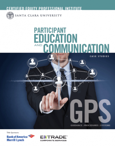 Product image for: GPS: Participant Education and Communication: Case Studies