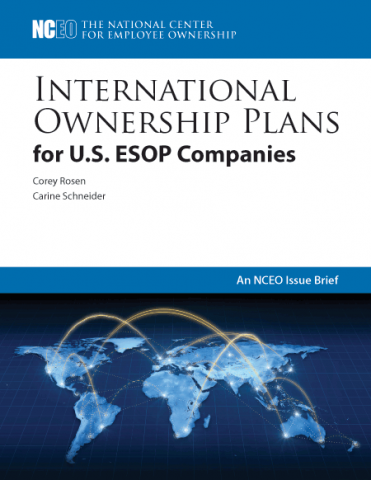Product image for: International Ownership Plans for U.S. ESOP Companies