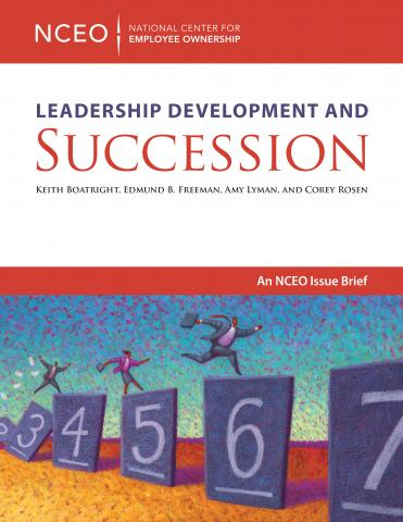 Product image for: Leadership Development and Succession