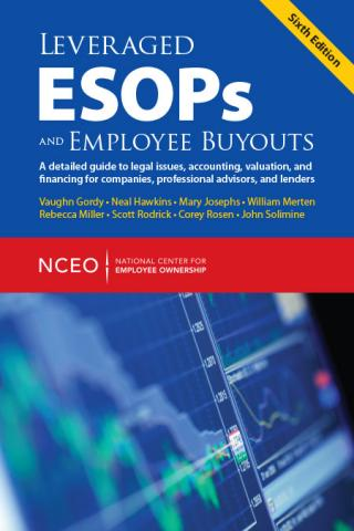 Product image for: Leveraged ESOPs and Employee Buyouts