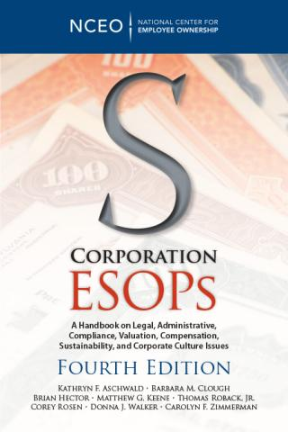Product image for: S Corporation ESOPs
