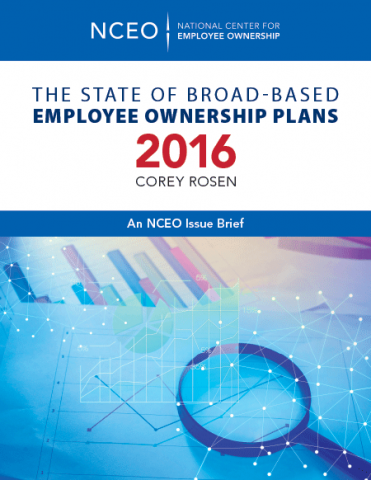 Product image for: The State of Broad-Based Employee Ownership Plans 2016