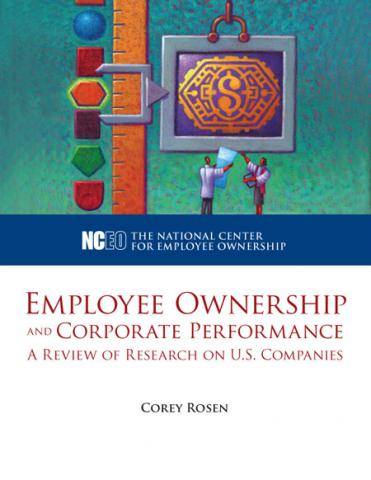 Product image for: Employee Ownership and Corporate Performance