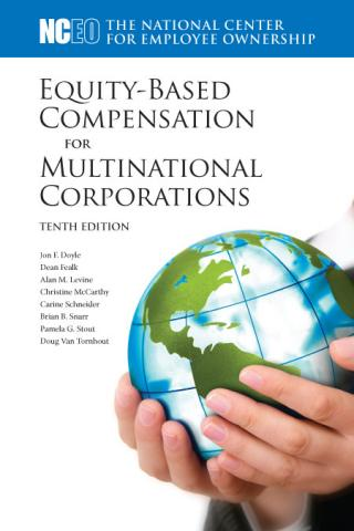Product image for: Equity-Based Compensation for Multinational Corporations