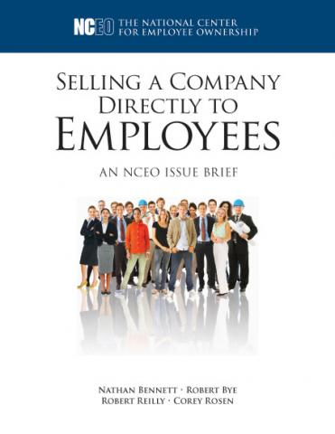 Product image for: Selling a Company Directly to Employees